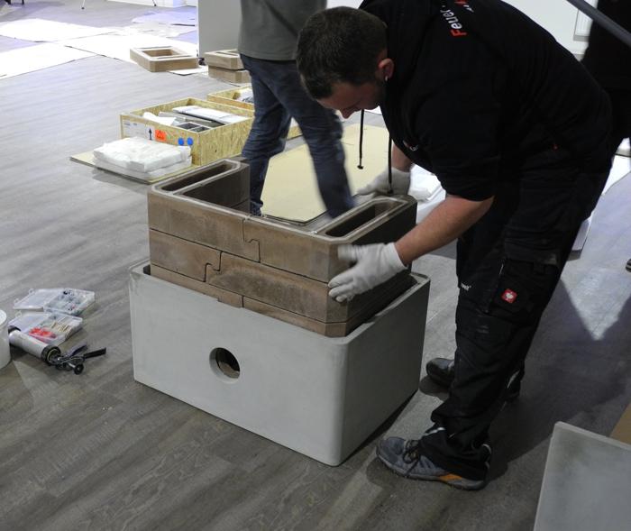 grundofen selber bauen wir haben es gemacht. Black Bedroom Furniture Sets. Home Design Ideas