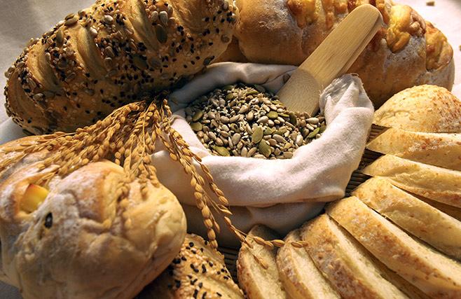 Veganes-Brot
