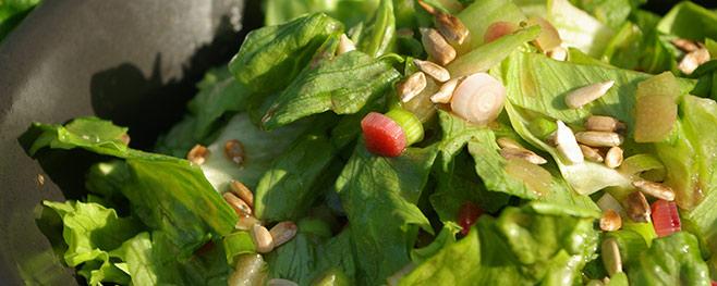 Salat-mit-Sonnenblumen-Kernen