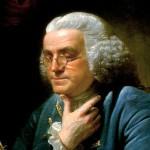 """Der Gründervater und Kaminofen-Erfinder: der """"Pennsylvania Fireplace"""" von Benjamin Franklin"""