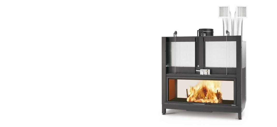 gro e sichtscheibe beim kamin sinnvoll oder. Black Bedroom Furniture Sets. Home Design Ideas
