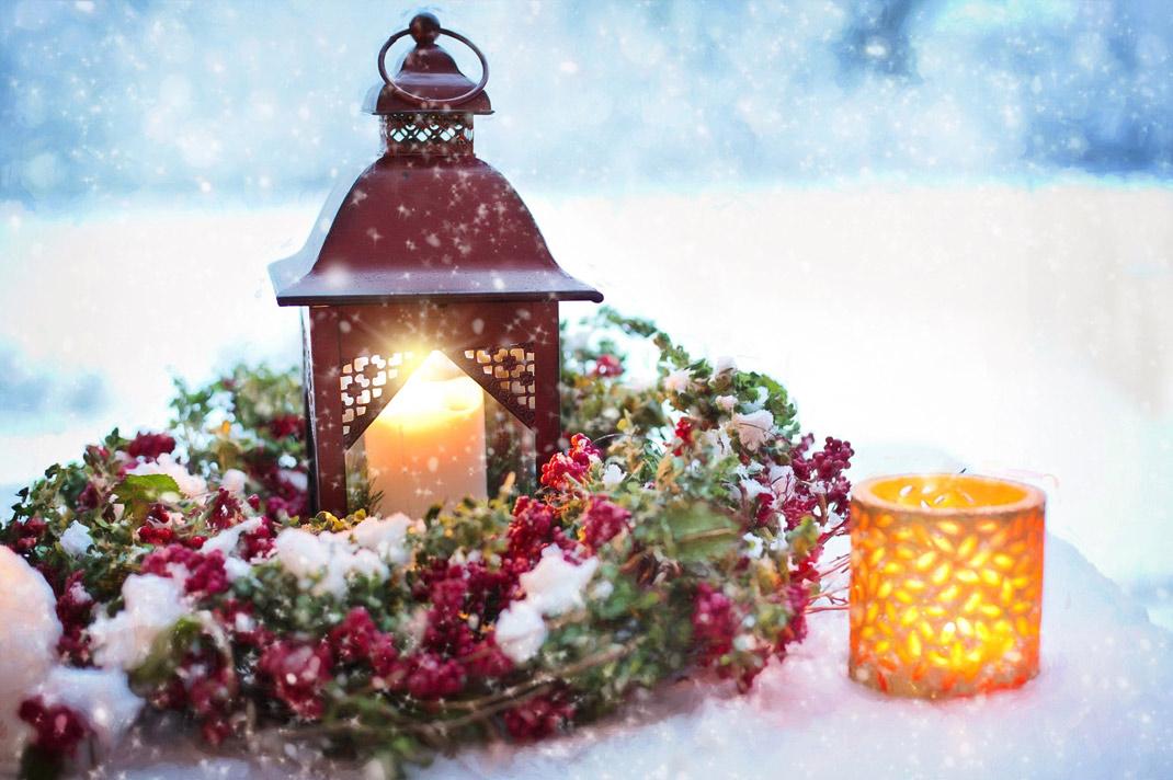 Winterliche Deko Ideen Fur Ihren Kamin Ofen De