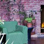 Pflanzen für Kamin im Wohnzimmer: So klappts ohne Probleme!