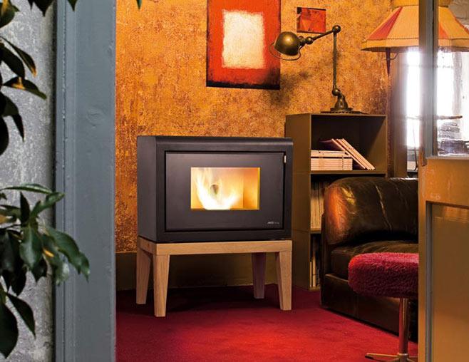 dekoideen f r den kamin jetzt wird es sommerlich. Black Bedroom Furniture Sets. Home Design Ideas