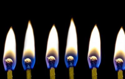 Grundofen-anfeuern