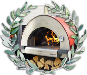 Alfa Forni 5 Minuti Pizzaofen