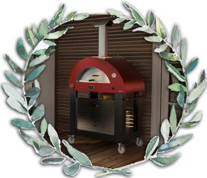 Alfa Pizzaofen Brio