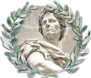 Julius Cäsar Skulptur