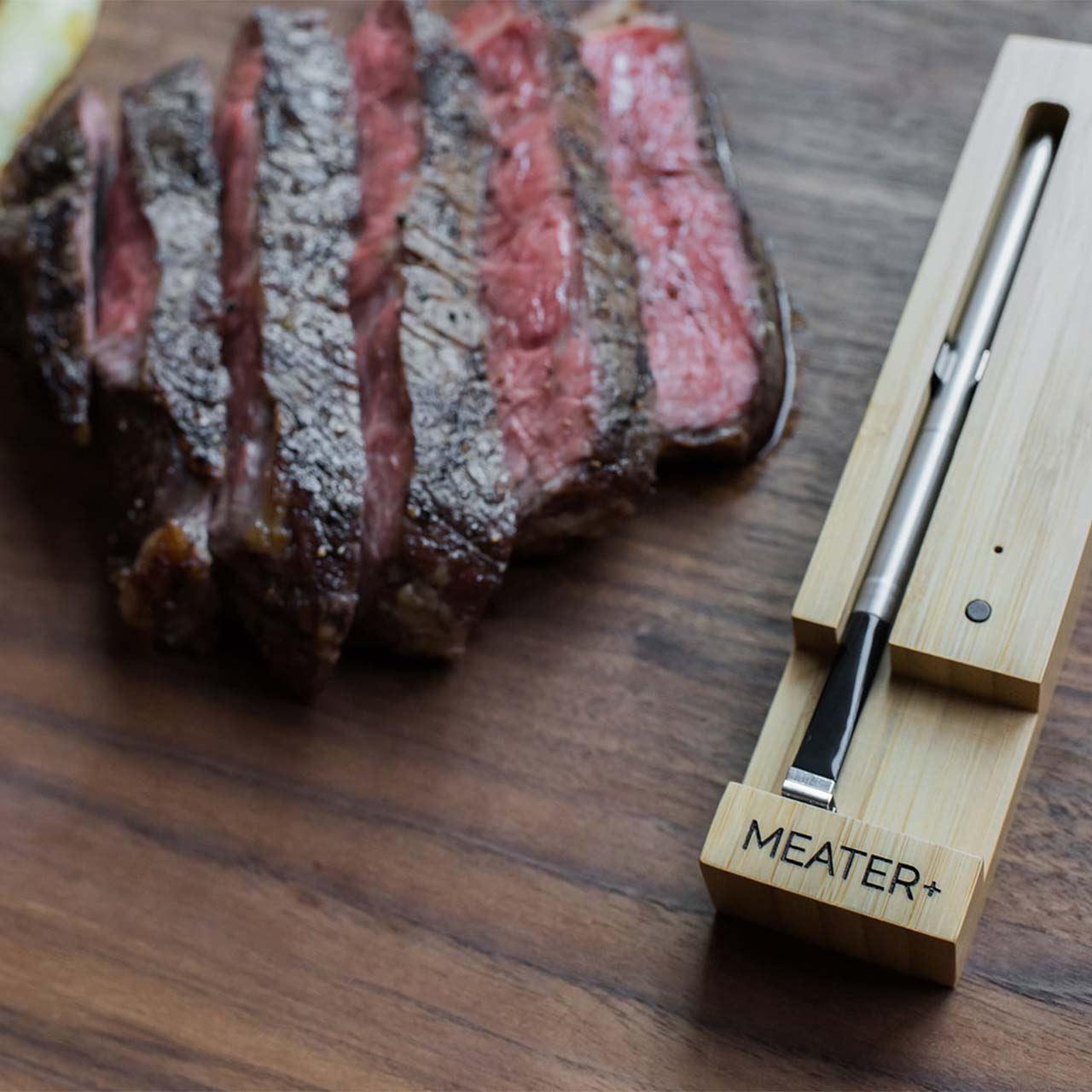 Ambientebild des Meater Fleischthermometers