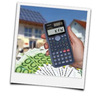 KfW Förderkredit für energieeffizientes Bauen