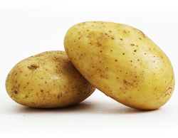 2 Kartoffeln
