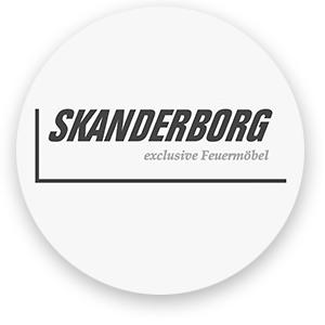 Logo der Marke Skanderborg