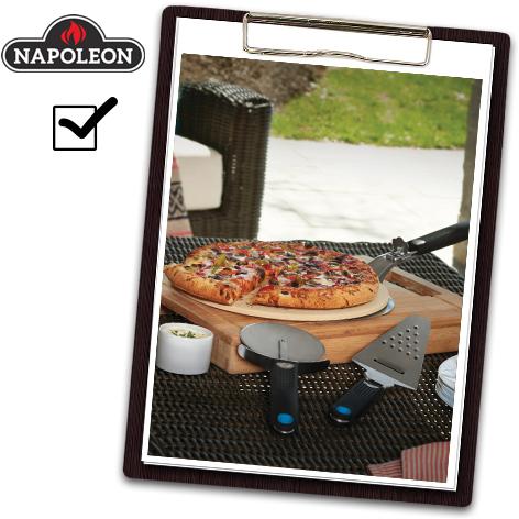 Napoleon Grill Test - Komplettpaket bis hin zum Grillzubehör