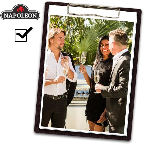 Napoleon Grill Test - Prestige Pro 665 verspricht Luxus pur