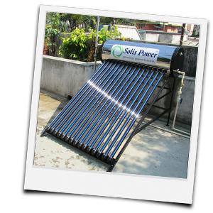 Solarthermie Neigungswinkel