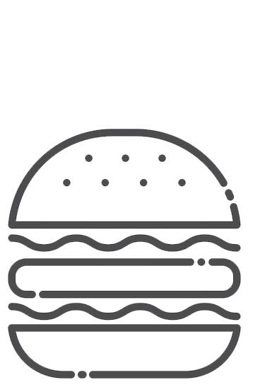 Icon eines Cheeseburgers