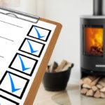 Checkliste für Kaminofenwartung – Schritte für regelmäßige Wartung Ihres Kaminofens