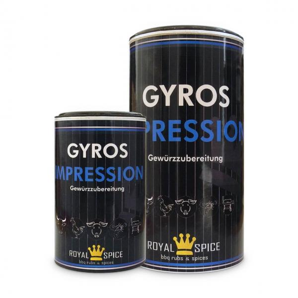 gyros-impression