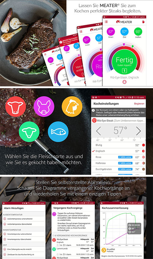 Meater-app-erklaert