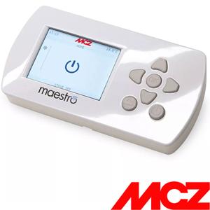 MCZ Pelletofen Maestro Bedientafel für Aufputz Wandmontage