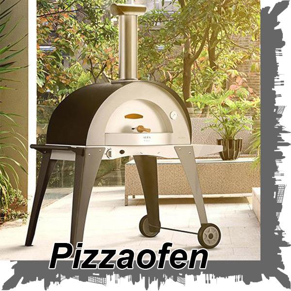 Produktbild Pizzaofen