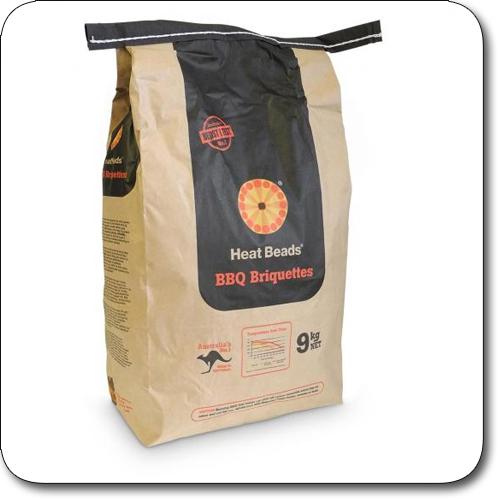 Produktbild des Grillzubehör Heat Beads Grillbriketts 9 kg