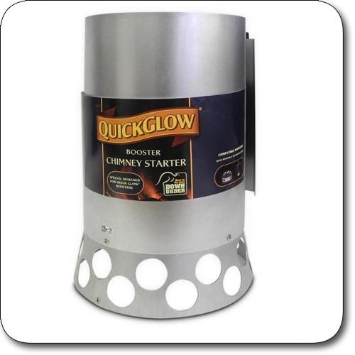 Produktbild des Grillzubehör Quick Glow BBQ Chimney Starter Anzündkamin