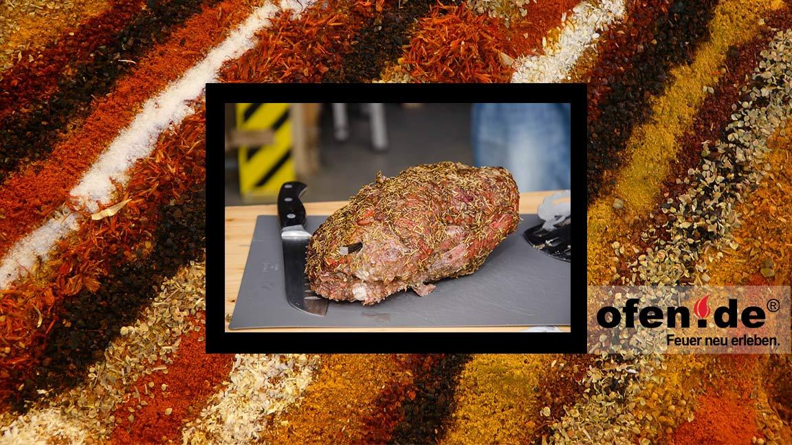 Mit BBQ Rubs aus bunten Gewürzen, können Grillgerichte verfeinert werden