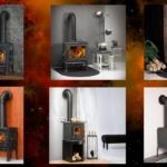 Globe Fire 2019: rustikale Kaminöfen mit verspieltem Charme