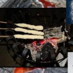 Knüppelkuchen- die Alternative für das Lagerfeuer, wenn es zum Grillen noch zu kalt ist!