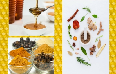 Titelbild Rezepte Honigmarinaden