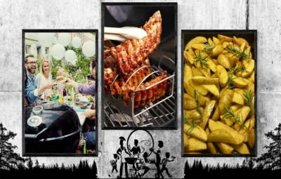 Titelbild für Beitrag Los Ribbos Rippchen vom Grill