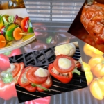 Feinschmecker 2019: 4 vegetarische Grillgerichte mit Paprika