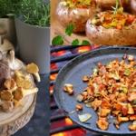 Vegetarische Grillgerichte mit Pilzen: So gelingt der perfekte fleischfreie Grillabend!