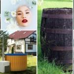 Badefass: Luxus für wenig Geld und wenig Platz