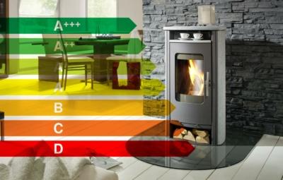 Energieeffizienzlabel für Öfen