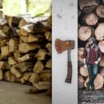 Holz spalten & hacken – Anleitung mit Tipps!