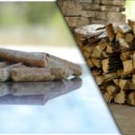 Holz vs. Pellets: Was ist denn eigentlich besser?