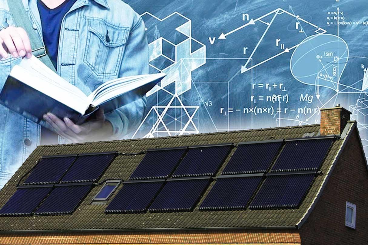 Größe der Solarthermie berechnen