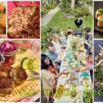 Vegetarische Frikadellen vom Grill – ohne Soja!