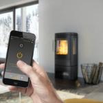 Weltneuheit in der Heizungsbranche: Dänischer Hersteller HWAM stellt weltweit ersten SmartKamin vor