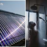 Wer hat die Solarthermie erfunden und wie sahen die ersten Anlagen aus?