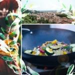 Mediterranes Gemüse für mediterranen Cheeseburger (2/3)