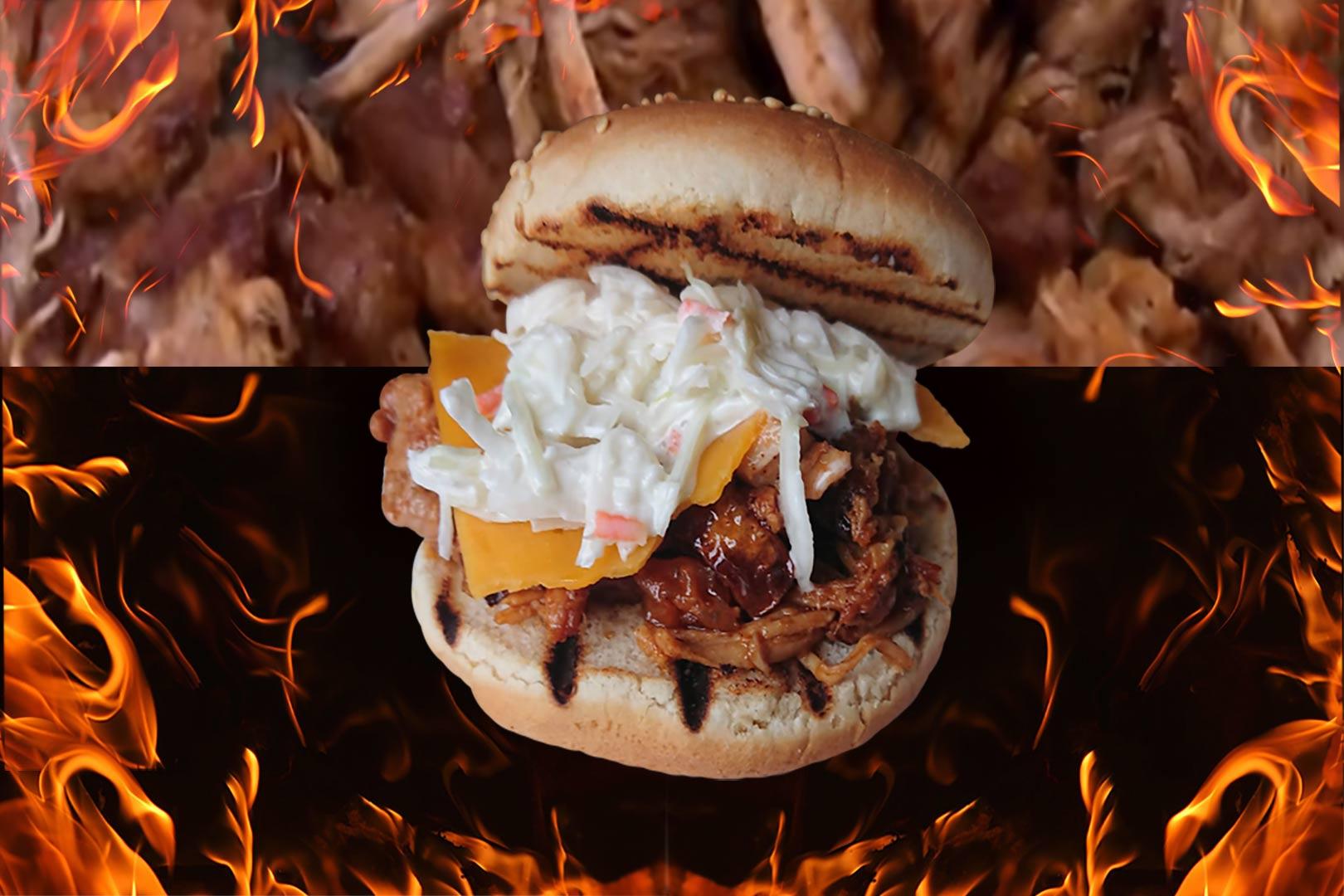 Titelbild für Blogbeitrag Pulled Pork vom Grill