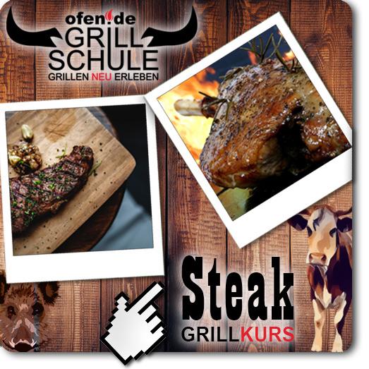 Fleischeslust-Steak-Grillkurs
