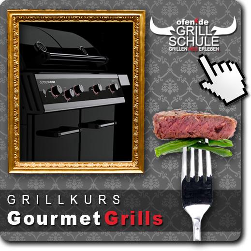 Gourmetgrills Grillkurs