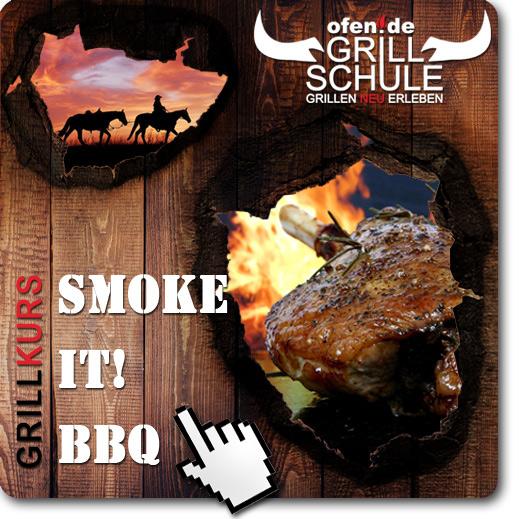 weiterführendes Bild zum Smoke it! BBQ Grillkurs