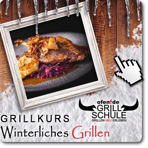 Wintergrillen-Grillkurs