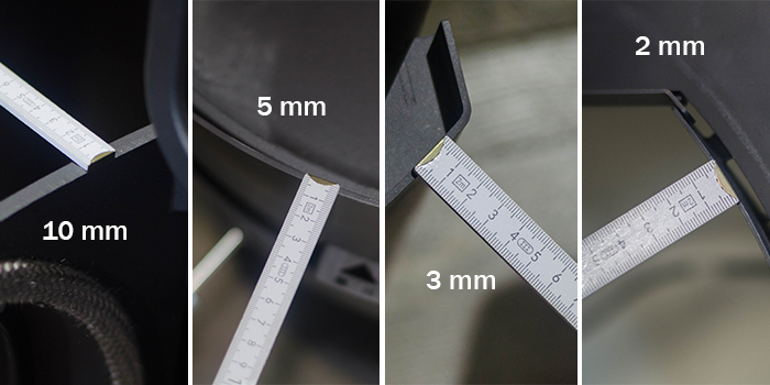 unterschiedliche-Materialstärken