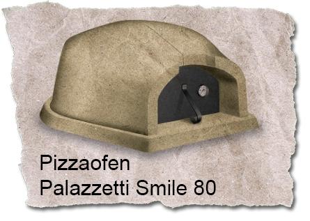 Pizzaofen Palazzetti Ciao 80